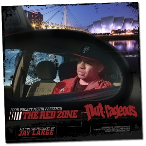 Nut Rageous - The Red Zone EP - Coming Soon
